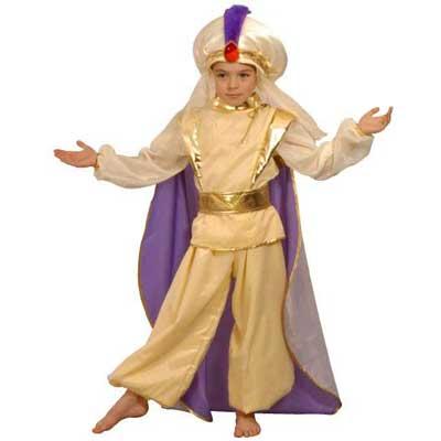 Костюм алладина на мальчика своими руками