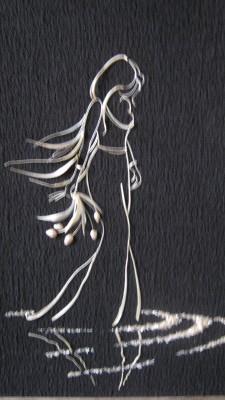 Поделки из рыбьих костей своими руками 4